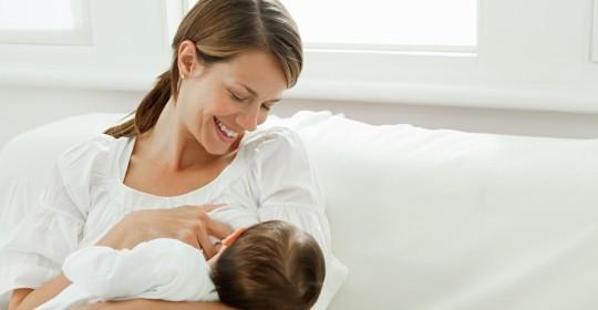 O alaptare corecta pentru un bebe sanatos!
